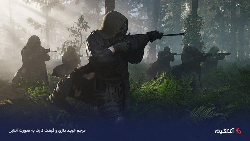 جزیزهی آئورا در بازی Tom Clancy's Ghost Recon Breakpoint
