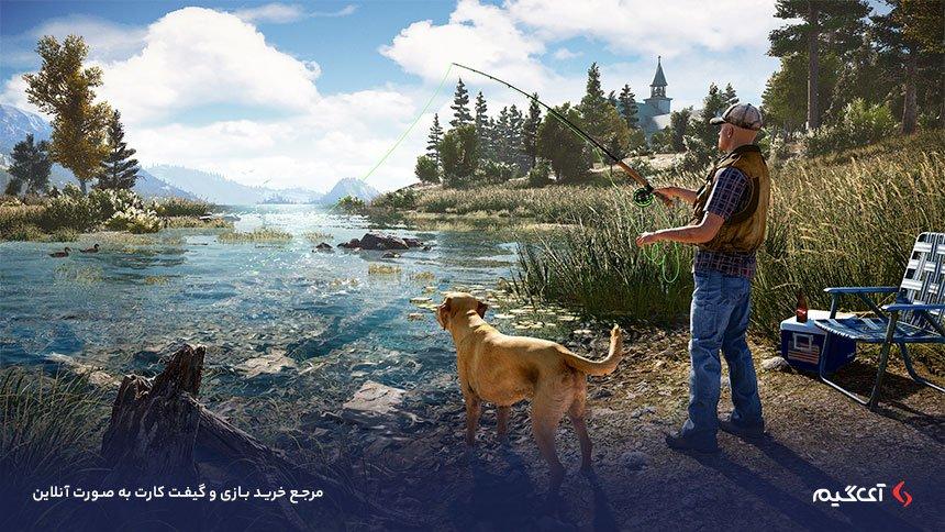 فضای بازی Far Cry 5