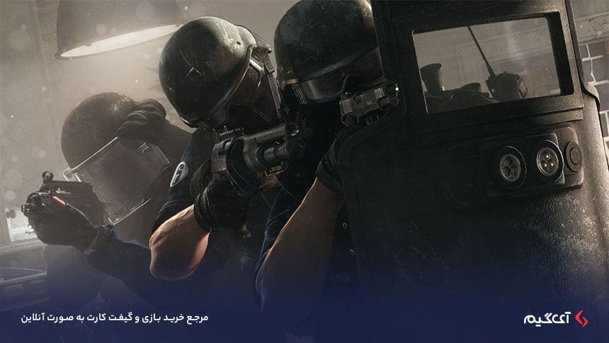 بازی ویدیویی Tom Clancy's Rainbow Six Siege