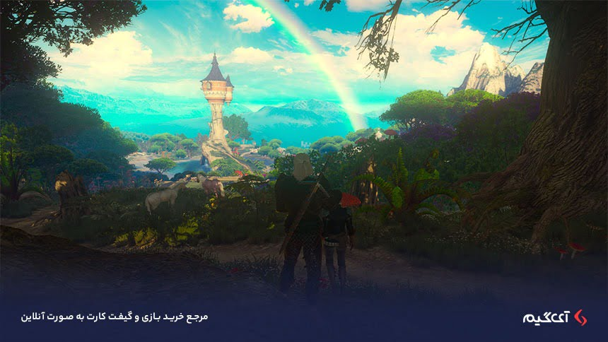 the witcher 3 خون و شراب