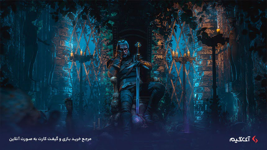 the witcher 3 قلب سنگی