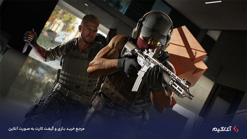 بازی ویدیویی Tom Clancy's Ghost Recon Breakpoint
