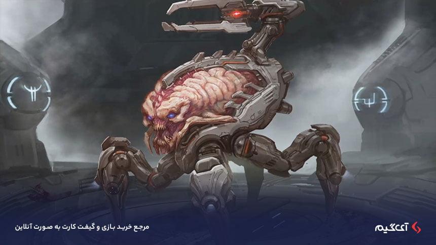 موجودات بازی دوم ایترنال