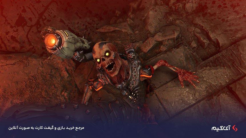 بافت گرافیکی بازی Doom Eternal