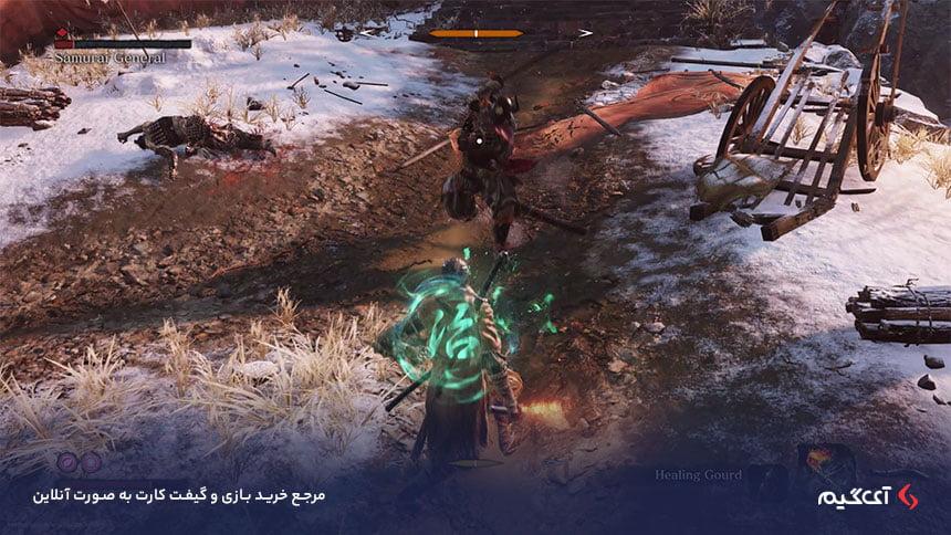 از بین بردن دفاع دشمن در بازی Sekiro: Shadows Die Twice