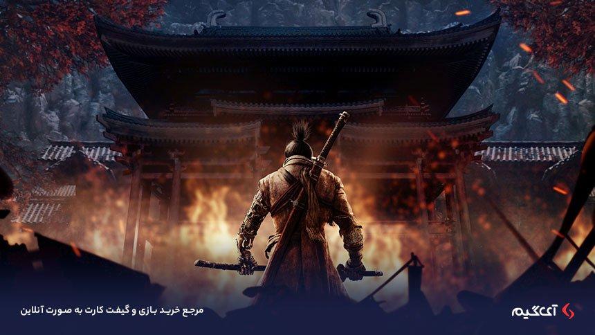 سکیرو، شخصیت اصلی بازی