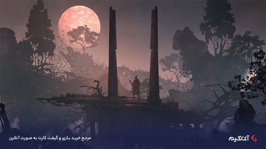 سکیرو: سایه ها دو بار میمیرند قرن 16 میلادی ژاپن