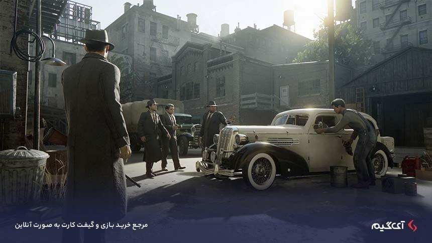 داستان بازی Mafia : Definitive Edition