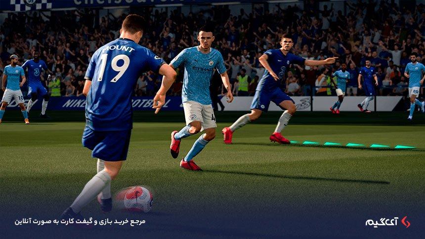کلمه «فوت» مخفف «فیفا اولتیمیت تیم» (FIFA 21 Ultimate Team) و پوینت (Points) هم به معنای امتیاز است.