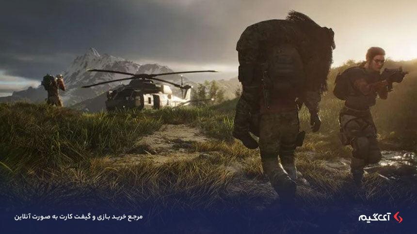 بازی Tom Clancy's Ghost Recon® Breakpoint Sentinel Corp