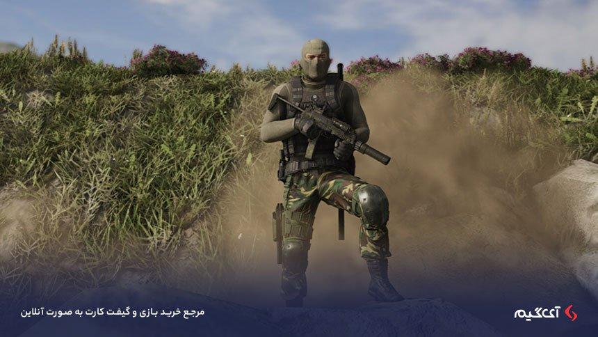 بازی شوتر Tom Clancy's Ghost Recon® Breakpoint Sentinel Corp