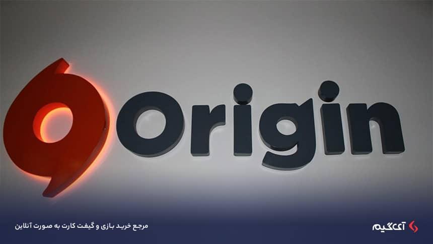 خرید گیفت کارت Origin