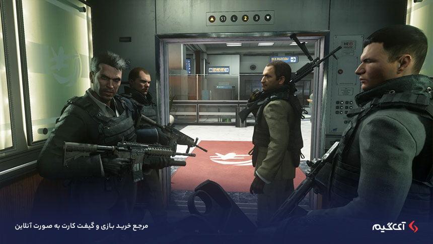 داستان بازی Call of Duty: Modern Warfare 2 Campaign Remastered