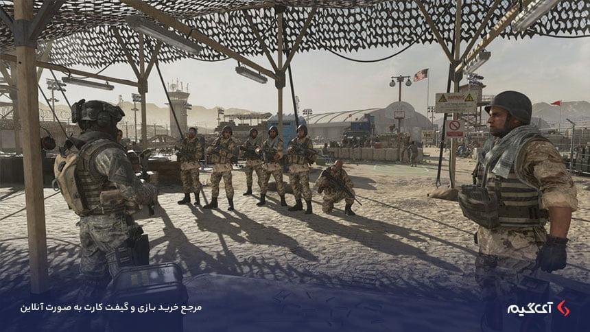 کاراکترهای بازی Call of Duty Modern Warfare 2