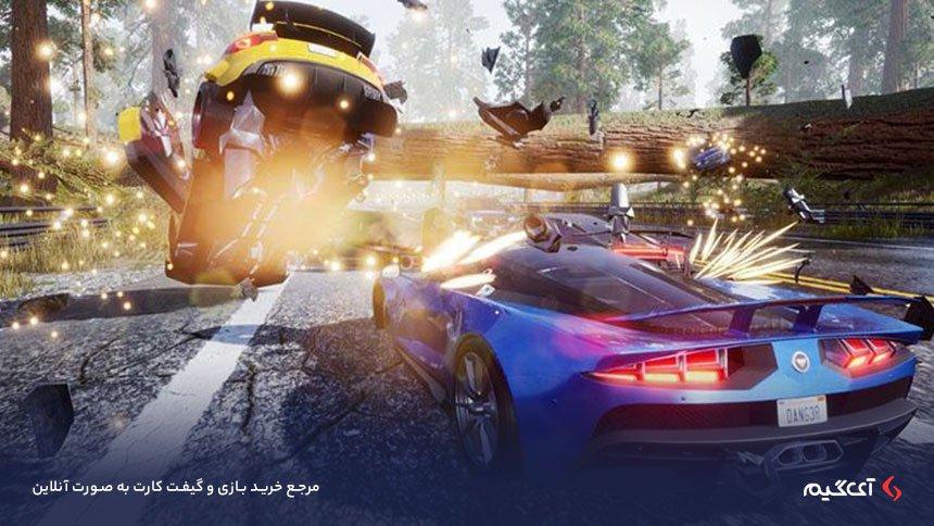 داستان بازی Dangerous Driving