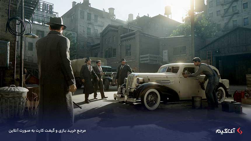 بازی Mafia: Trilogy