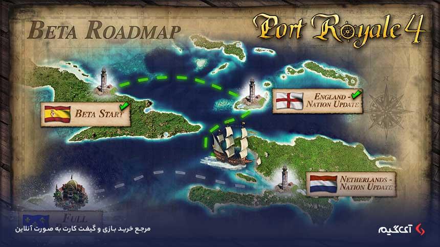 بازی Port Royale 4