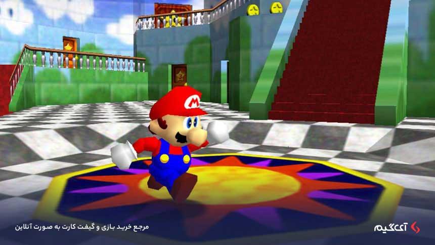 داستان بازی Super Mario 3D All-Stars