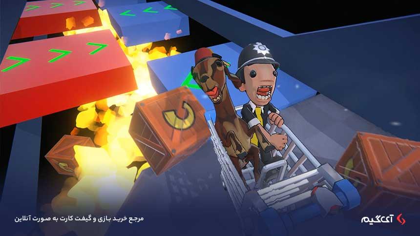 بازی با سبک Kart Racing